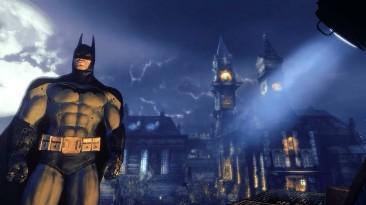 "Batman - Arkham Asylum GOTY ""Reshade мод на графику"""