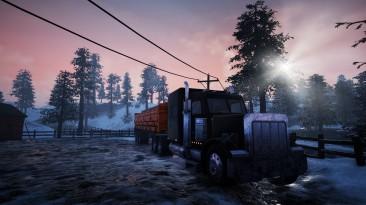 Alaskan Truck Simulator - новый симулятор от Discovery Adventures