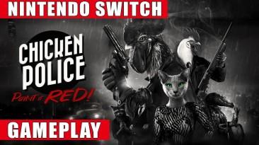 Видео игрового процесса Chicken Police