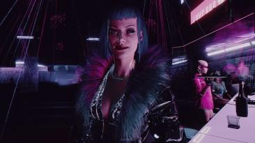 Самый амбициозный персонаж. История Эвелины Паркер | Cyberpunk 2077