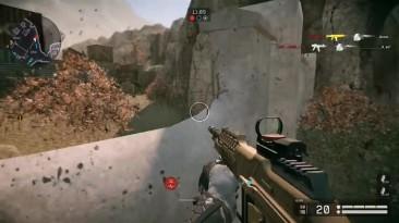 Золотая HK G28 за короны в обновлении птс варфейс!два пути развития оружия в WARFACE!