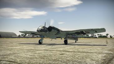 "War Thunder ""German plane Blohm and Voss BV 141"""