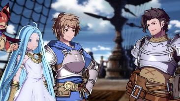 Трейлер сюжетного режима Granblue Fantasy: Versus