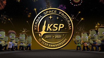 Разработка игры Kerbal Space Program официально завершена спустя 10 лет
