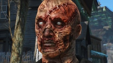 """Fallout 4 """"Ghoul Mask/ Маска Гуля"""""""