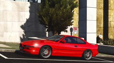 """Grand Theft Auto 5 """"BMW 850 CSi e31 1995 v2.1"""""""