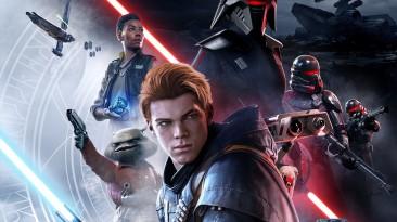 Вышло новое обновление для Star Wars Jedi: Fallen Order