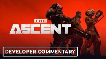 Новый геймплейный ролик The Ascent