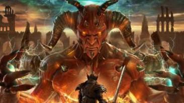 Демонический сюжетный ролик Alaloth: Champions of The Four Kingdoms