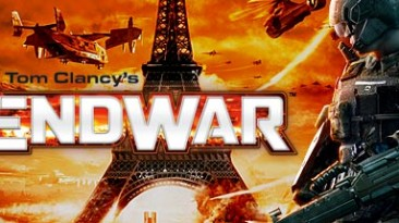 Tom Clancy's EndWar: Трейнер/Trainer (+3) [1.0.0.2] {MrAntiFun}