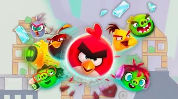 На разработчиков Angry Birds подали в суд, компанию обвиняют в нарушении закона COPPA