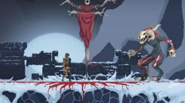 17 минут нового геймлпея Death's Gambit