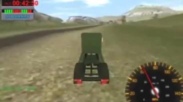 Big Rigs: Over the Road Racing - трейлер ремастера гоночной игры