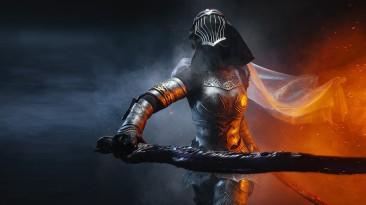 Косплей Танцовщицы Холодной долины из Dark Souls 3