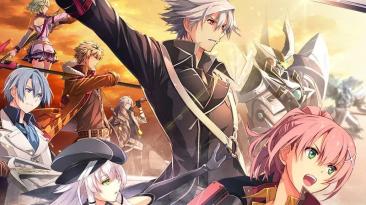 Первые скриншоты и дата выпуска в Японии The Legend of Heroes: Trails of Cold Steel IV для Switch