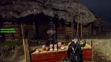 "Witcher 3: Wild Hunt ""Консоль для Ведьмак 3 / Debug Console Enabler Updated 1.22"""