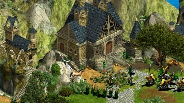 """Мир """"Властелина колец"""" перенесли в Age of Empires 2"""
