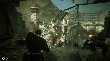 "Gears of War Ultimate Edition ""Сравнение Xbox One vs Xbox 360 (DigitalFoundry)"""
