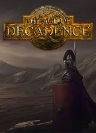 Обложка игры The Age of Decadence