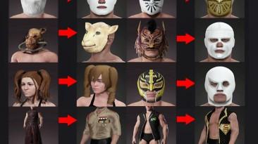 "WWE 2K17 ""Custume Edit Pack (Beta) WWE 2K19 Port MOD"""