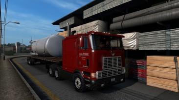 "Euro Truck Simulator 2 ""International 9800 BR Edit v1.0 (1.40.x)"""