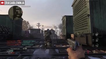 Call of Duty: WWII. Подборка троллинга кемперов и нубов #4
