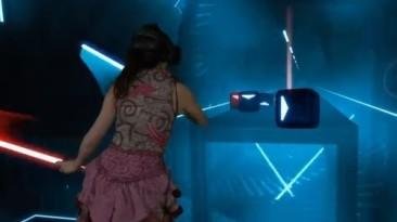 Создатели популярной VR-игры Beat Saber приготовили геймерам подарок