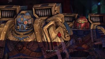 """Warhammer 40.000: Space Marine """"Пак брони и оружия для Ультрамаринов"""""""