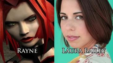 Актёры - актрисы озвучки BloodRayne 2.