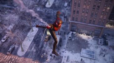Обновление 1.04 для Marvel's Spider-Man: Miles Morales позволяет менять погоду