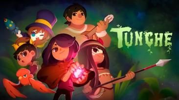 Геймплейный трейлер Tunche: анимированный beat 'em up рогалик