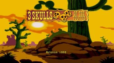 Ремастер классического квеста Fenimore Fillmore: 3 Skulls of the Toltecs выйдет в Steam 15 марта