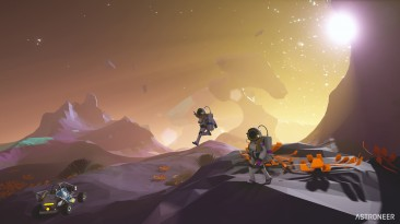 Разработчики Astroneer продемонстрировали эволюцию игры