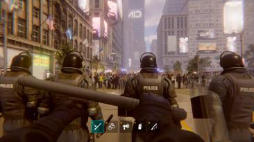 Игра про разгоняющих протесты полицейских разделила геймеров