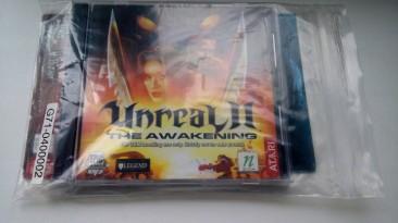 Как я необычный вариант Unreal II заполучил - обзор NBox-издания игры
