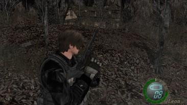 "Resident Evil 4 ""Замена маузера на luger"""