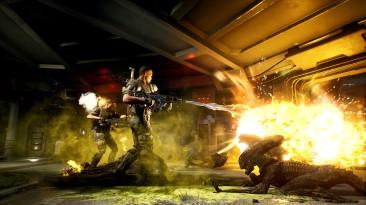 Новые геймплейные кадры из последнего альфа-теста Aliens: Fireteam Elite