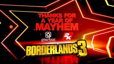 Borderlands 3 разошлась тиражом свыше 10 миллионов копий