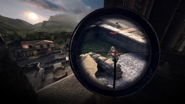 Первые скриншоты Sniper Elite VR