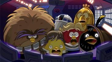 Консольный вариант Angry Birds: Star Wars поступит в продажу в октябре