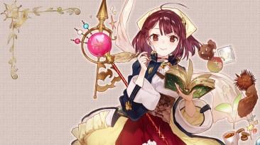 Состоялся анонс Atelier Sophie 2: The Alchemist of the Mysterious Dream