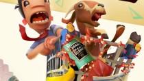 Сумасшедшая аркада Supermarket Shriek взяла курс на PS4, Xbox One и Steam