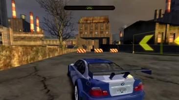 Бета NFS: Most Wanted - Вот как звучал двигатель BMW ///M3 GTR