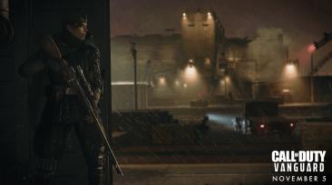 Эксклюзивный контент Call of Duty: Vanguard для PlayStation остается под покровом тайны