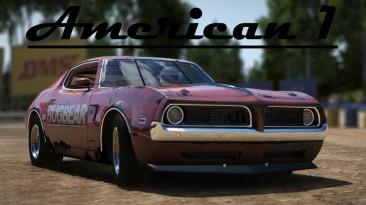"Wreckfest ""Legacy Vehicle: Американский 1 (v1.0 Piss Cakehole)"""