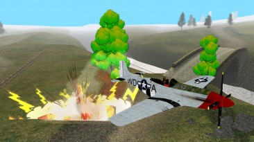 "Battlefield 1942 ""CartoonField 0.1"""