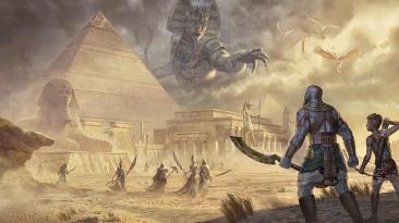 Фанат God of War создал потрясающий концепт-арт для египетского сеттинга