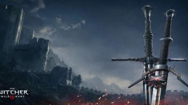 Календарь на 2021 год с официальным мечом из The Witcher 3