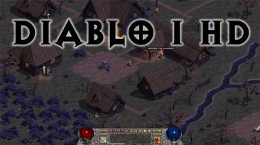 """Diablo """"HD Mod+Русификатор"""""""