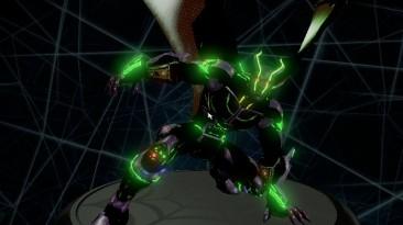 "Spider-Man: Shattered Dimensions ""Зеленый Гоблин в мире 2099"""